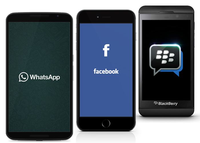 First Whatsapp Then Facebook Bids Adieu to Blackberry