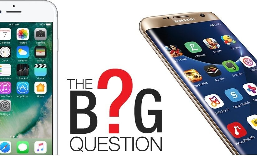 iOS or Android – The Big question for Businesses!