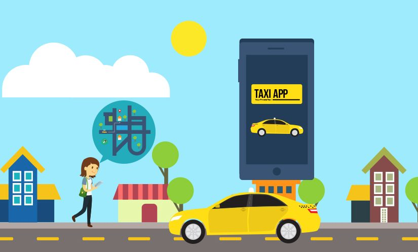 How can taxi booking App development save your business?