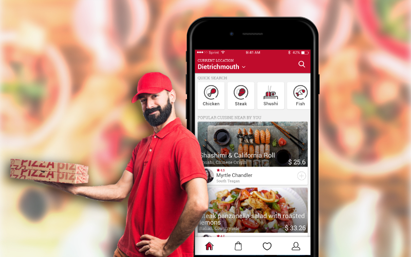 How Do These On-Demand Local Food Delivery Startups and Apps Work?